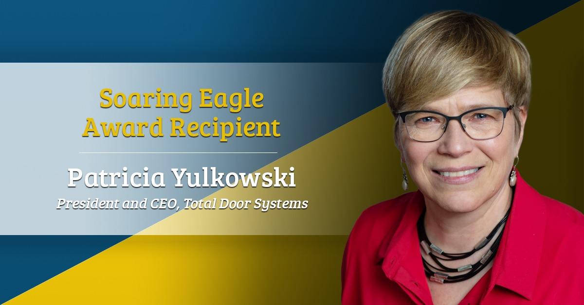 Patricia Yulkowski Vistage Award